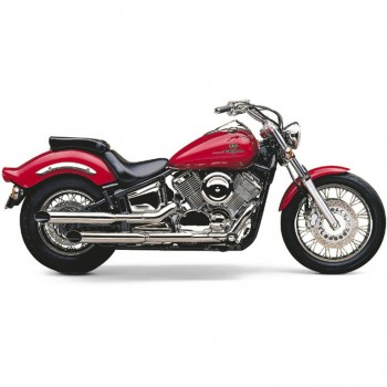 Cobra Slip-on Slash-Cut (Yamaha XVS1100 Dragstar 1998-2005 / V-Star 1100 1998-2005)