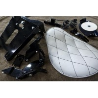 "11"" Seat, Fender and Licence Plate Kit (Suzuki Savage S40)"