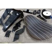 "11"" Seat and Fender Kit to Match Fender Mounted Light (Suzuki Savage S40)"