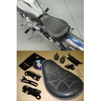 """11"""" Spring Seat Kit (Honda Rebel 250 & 125)"""