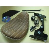 "BCB 11"" Spring Seat Kit (Yamaha XVS650 Dragstar / V-Star 650)"