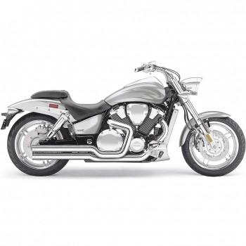 """Cobra """"Speedster Short"""" (Honda VTX1800/C/F '02-08)"""