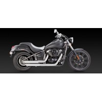 "Vance & Hines ""Twin Slash Staggered"" (Kawasaki 900 Vulcan classic '06-'16)"
