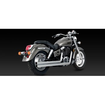 "Vance & Hines ""Longshots"" (Honda VT1100 Shadow)"