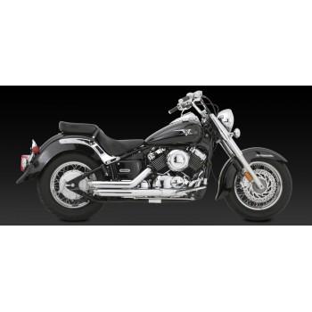 "Vance & Hines ""Shortshots Staggered"" Exhaust (Yamaha models)"
