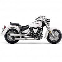 Cobra Slip-on Slash-Cut (Yamaha XV1600 Wildstar '98-12 / Roadstar 1600 '98-12)