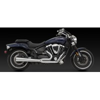 "Vance & Hines ""2-into-1 Pro Pipe HS"" (Yamaha XV1700 '02-'10)"