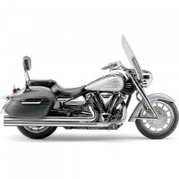 "Exhaust ""Speedster Extra Long"" (Yamaha XV1900 Stratoliner 2006-2014)"