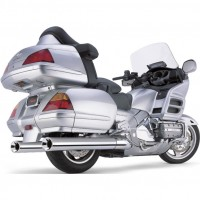 "Cobra Slip-on Mufflers Classic (4"") 102 mm (Honda GL1800 Gold Wing '01-'12)"