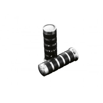 HighwayHawk Comfort Grips Ø25mm (without throttle assembly)