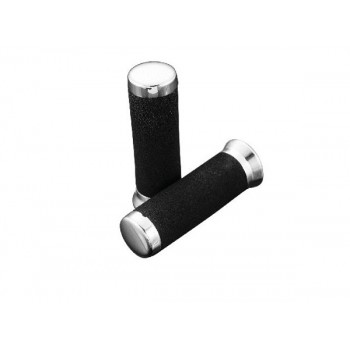 HighwayHawk Foam Grips Ø25mm (without throttle assembly)