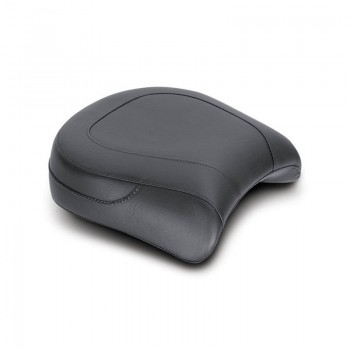 Mustang Wide Vintage Touring Passenger seat with reciever for backrest (Honda Fury 2010-2013)