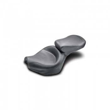 Mustang Wide Touring One-Piece Vintage Seat (VS700/750/800 Intruder '85-04 & S50 '05-09)