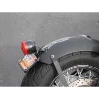 Fender Mount Tail Light (Honda Rebel 125/250)