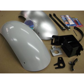 Rear Fender Kit (Honda 750 Aero & Phantom)