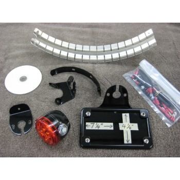 Fender Mount Tail Light (Suzuki Volusia C50 800)