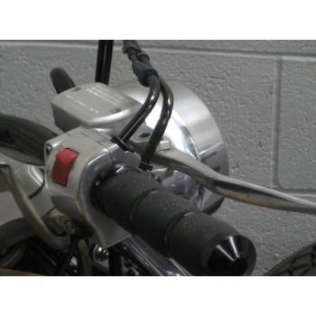 """Bobber 32"""" Drag Bar Kit (Yamaha XVS650 Dragstar/V-Star 650)"""