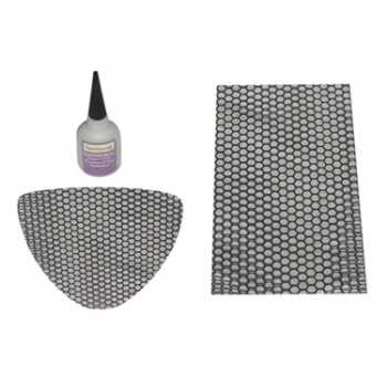 Honey Comb Screens for Chin Radiator Shroud (Kawasaki Mean Streak)