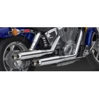 "Vance & Hines ""Classic II Cruiser"" Exhaust system (Kawasaki models)"
