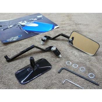 BCB Low Profile Bobber Mirrors (Honda VT 600|400 Shadow)