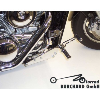 Motorrad Burchard Forward controls (VN1600 Classic|Mean Streak)
