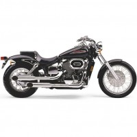 "Cobra ""Classic Slash-Cut"" (Honda 750 Shadow Spirit '01-'03/'05-'07)"