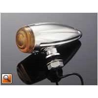 Turnsignal Bullet, Tech Glide Amber (1pcs)