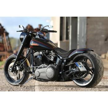 """Thunderbike Rear Steel Fender for 18"""""""