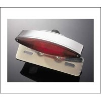 Tech Glide Light med nummerplåtsfäste