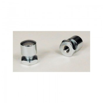 Mustang Solo Mounting Nuts (pair)