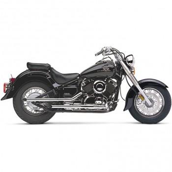 Cobra Drag Pipes (Yamaha XVS650 Dragstar 1998-2005 / V-Star 650 1998-2005)