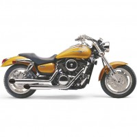 "Cobra ""Classic Deluxe Slash-Cut"" (Kawasaki Meanstreak 1600 / VN1500/E/N/P / Vulcan/Classic/FI '96-'08)"