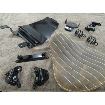 """13"""" Spring Seat Kit (Honda VTX 1300 C)"""