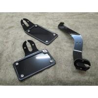 BCB License (Horizontal) / Tail Light Brackets (Honda VTX1300 C)