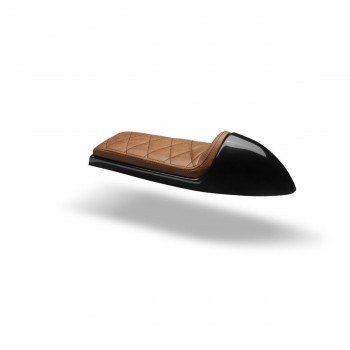 SCR1 SEAT C CLASSIC SYNTHETIC LEATHER ABS PLASTIC BROWN