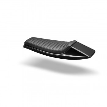 SCR4 FLAT RACER SYNTHETIC LEATHER ABS PLASTIC BLACK