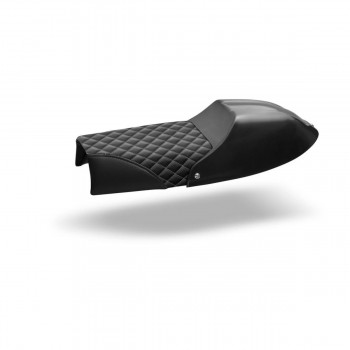SEAT BLACK BMW SYNTHETIC LEATHER ABS PLASTIC BLACK