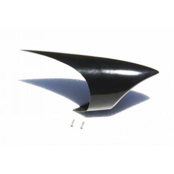 Dagger Air Filter Cover (Honda Fury / Honda Customline / Yamaha XVS950 & XVS1300 Midnightstar / Yamaha Stryker)