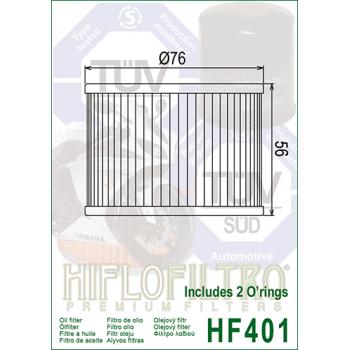 HiFlo HF401