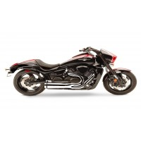 HardKrome Velocity Pro 2-1, RACE edition, Chrome (M109R|M1800R '06-17)