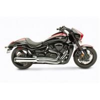 HardKrome Velocity Pro 2-1 Chrome (Suzuki M109R|M1800R '06-17)