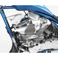 Honda Fury Dual Intake Adapter