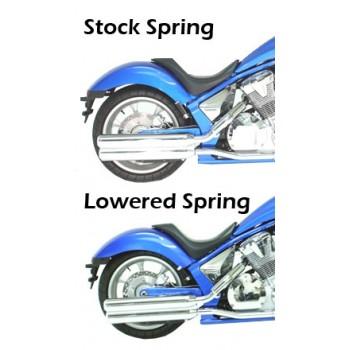 Lowered Rear Spring (Honda Custom Line)