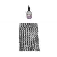 Honey Comb Screen for stock radiator (Honda VTX1800)