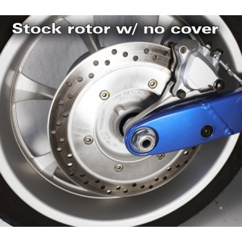 Rear Wheel Cover (Honda Fury)