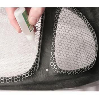 Honey Comb Screens for Chin Radiator Shroud (Suzuki Marauder 1600/ M95)