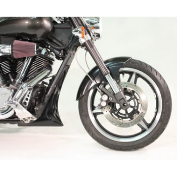 Shorty Front Fender (Yamaha XV1700 Roadstar Warrior)