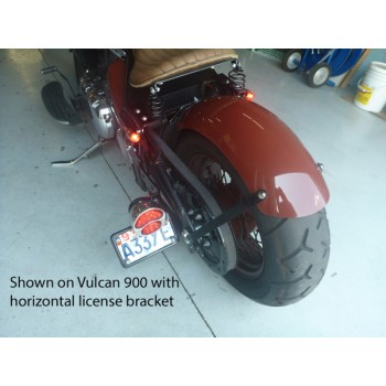 1932 Ford LED Rear Light Kit with Black Lights (Honda 750 Spirit Chain | Black Widow)