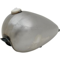 GAS TANK WASP STYLE SINGLE CAP