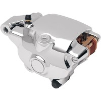 BRAKE CALIPER CHROME FRONT LEFT H-D